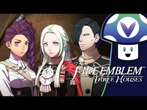 [Vinesauce] Vinny - Fire Emblem: Three Houses