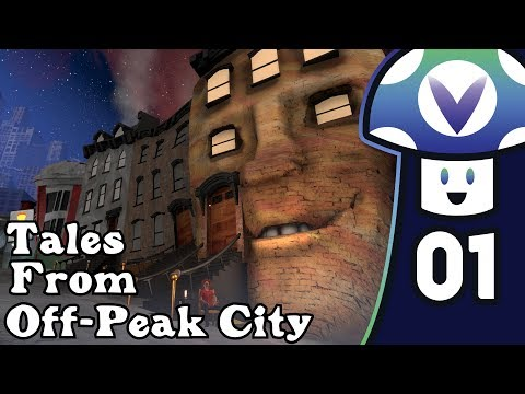 [Vinesauce] Vinny - Tales From Off-Peak City Vol. 1 (PART 1)