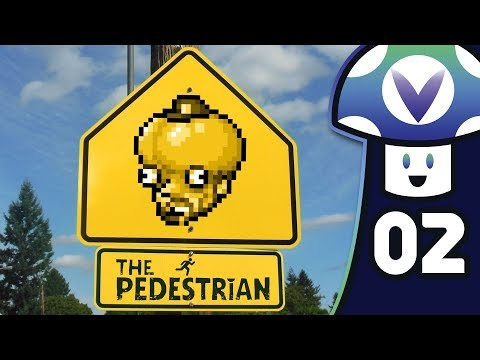 [Vinesauce] Vinny - The Pedestrian: 3AM Brain Edition (PART 2)