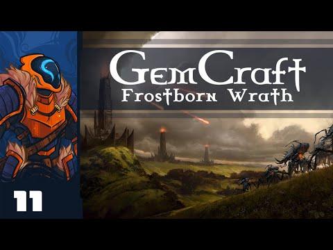 Let's Play GemCraft - Frostborn Wrath - PC Gameplay Part 11 - No Frills, Just Firepower