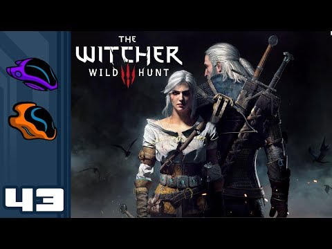 Let's Play The Witcher 3: Wild Hunt [Modded] - PC Gameplay Part 43 - Spy Vs Spy