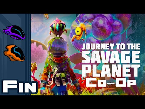 Let's Play Journey to the Savage Planet - Part 18 - Finale - Hideous Grossbeast