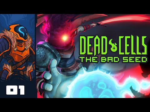 Let's Play Dead Cells: The Bad Seed - PC Gameplay Part 1 - What A Horrible Night To Have A Curse