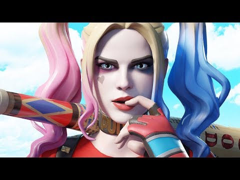 Harley Quinn Being Played by Someone Who Sounds Like Harley Quinn in VRChat