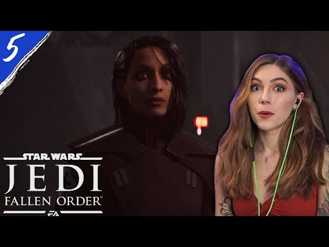 We Meet Again (The Second Sister) | Star Wars Jedi: Fallen Order Pt. 5 | Marz Plays