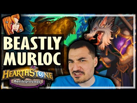 A BEASTLY MURLOC ATTEMPT - Hearthstone Battlegrounds
