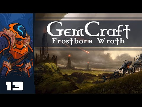 Let's Play GemCraft - Frostborn Wrath - PC Gameplay Part 13 - Malicious Mazing