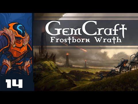 Let's Play GemCraft - Frostborn Wrath - PC Gameplay Part 14 - Stache Tactics
