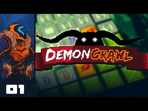 Let's Play DemonCrawl - PC Gameplay Part 1 - Minesweeper Is Cool Again