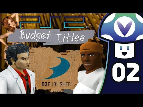 [Vinesauce] Vinny - PS2 Budget Titles (PART 2)