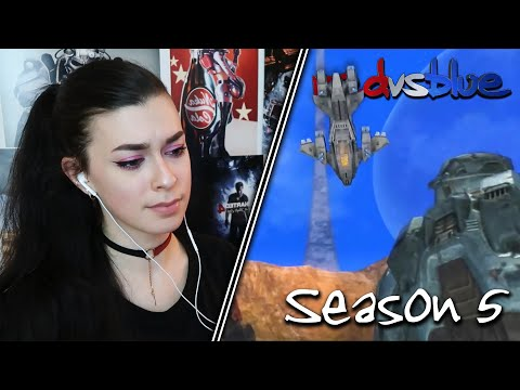 WHY WERE WE HERE?... | Red vs. Blue Reaction | Season 5 | EP 16-23