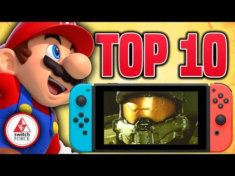 10 Switch Games Fans Should Be BEGGING For!