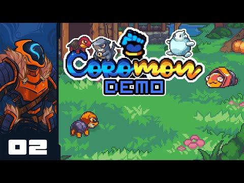 Let's Play Coromon [Demo] - PC Gameplay Part 2 - I Am Not A Nuzzlocke Fan