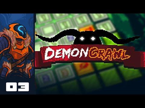Let's Play DemonCrawl - PC Gameplay Part 3 - Dark Idol Sends Its Regards...