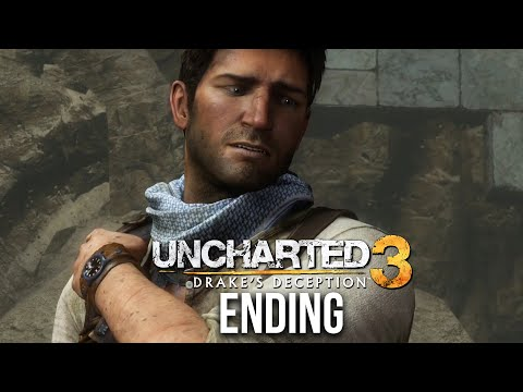 UNCHARTED 3 DRAKE'S DECEPTION ENDING Gameplay Walkthrough Part 10