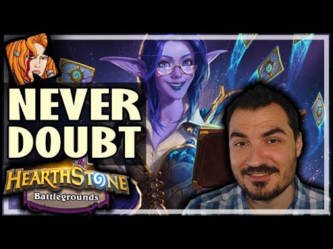 THEY ALWAYS DOUBT ELISE! - Hearthstone Battlegrounds