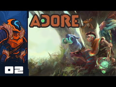 Let's Play Adore [Early Access] - PC Gameplay Part 2 - Slicey Dicey