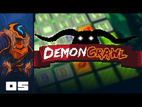 Let's Play DemonCrawl - PC Gameplay Part 5 - Drilling For Danger!