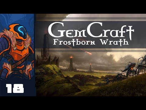 Let's Play GemCraft - Frostborn Wrath - PC Gameplay Part 18 - Not The Bees!