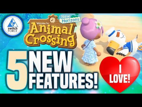 5 New Features I LOVE, And 1 I HATE: Animal Crossing New Horizons