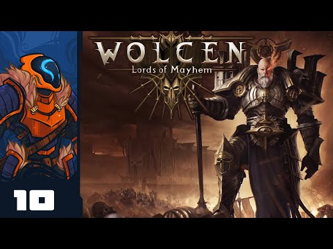 Let's Play Wolcen: Lords of Mayhem - PC Gameplay Part 10 - Hold The Line!