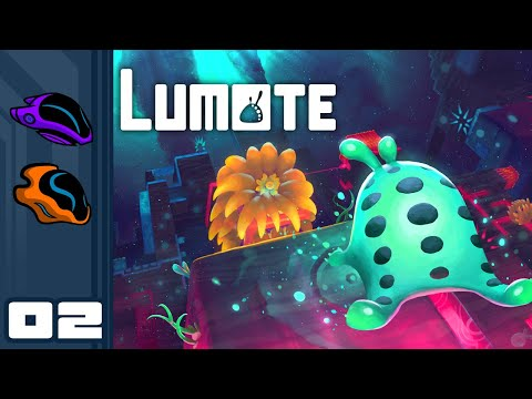 Let's Play Lumote - PC Gameplay Part 2 - Squishy