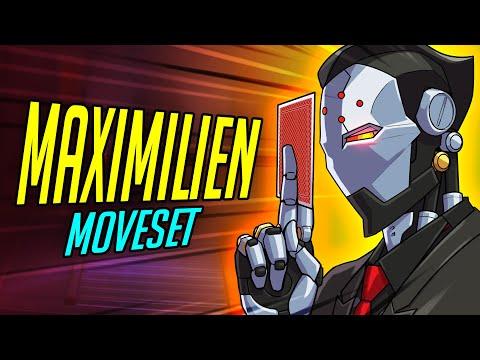 Maximilien Moveset Prediction