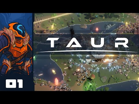 Let's Play Taur - PC Gameplay Part 1 - The Epitome Of Tower Defense