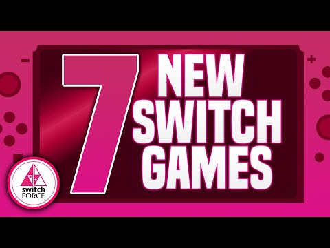 7 NEW Switch Games Just ANNOUNCED!