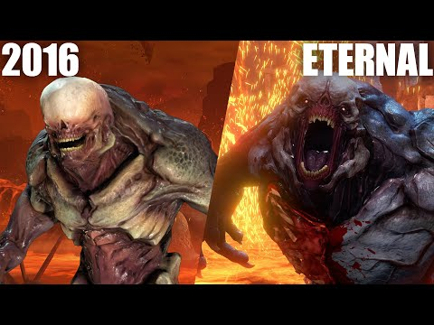 DOOM Eternal VS DOOM 2016 - 5 MAJOR Changes