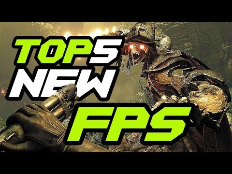 TOP 5 NEW FPS Games Coming in 2020