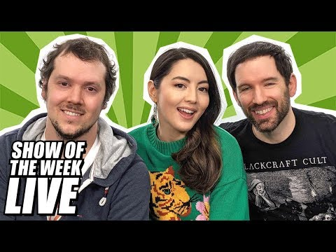 Show of the Week LIVE! Resident Evil 3 Remake Chat with Andy, Mike and Jane