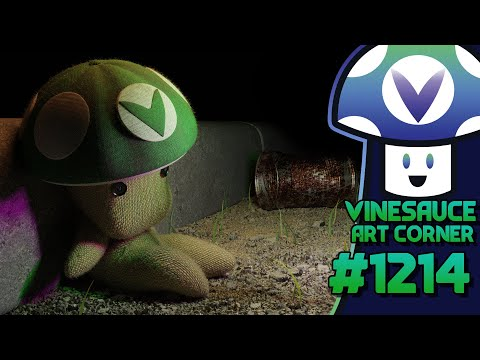 [Vinebooru] Vinny - Vinesauce Art Corner #1214