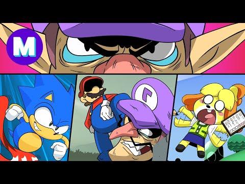 🎵Waluigi vs Smash Bros BATTLE RAP Part 2 🎵