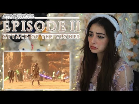 Anakin Stop Being A Creep... / Star Wars: Attack of the Clones (Episode 2) Reaction