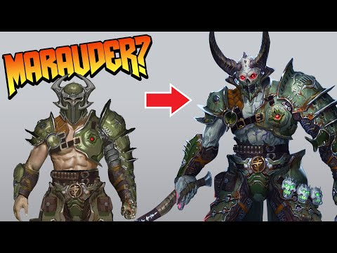 DOOM Eternal Lore ► Who Is the Marauder?
