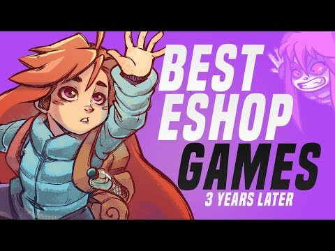 Nintendo's BEST eShop Games We LOVE... 3 Years Later!