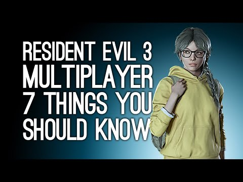 Resident Evil 3 Multiplayer: 7 Things You Should Know (Resident Evil Resistance Gameplay)