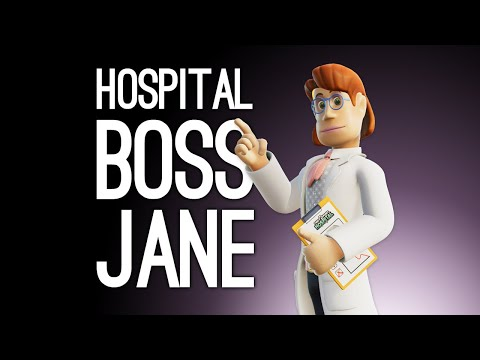 Two Point Hospital Gameplay: JANE IS HOSPITAL BOSS (Let's Play Two Point Hospital on Xbox One)