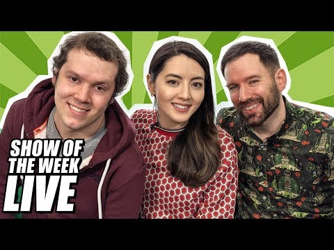 Show of the Week LIVE! Will Final Fantasy VII Remake Come to Xbox?