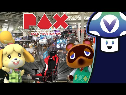 [Vinesauce] Vinny - PAX East 2020: Video, Pics & Stories