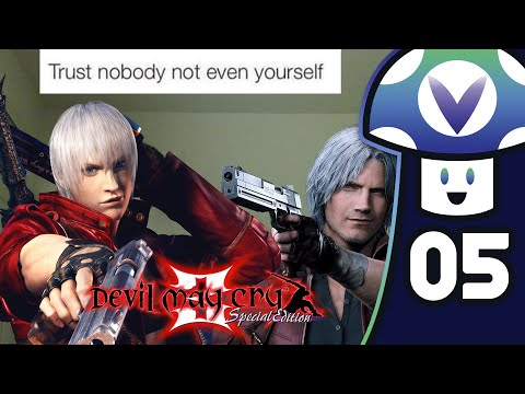 [Vinesauce] Vinny - Devil May Cry 3: Special Edition (PART 5)
