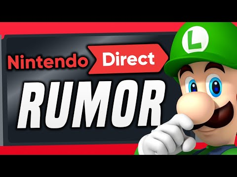 POSSIBLE Nintendo Direct Coming Soon in March 2020? (Switch Rumor)