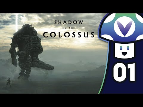 [Vinesauce] Vinny - Shadow of the Colossus (PART 1)
