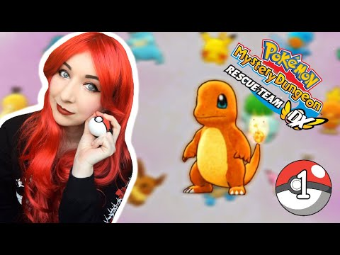 I am a Pokemon! (Skarmory Boss Fight) // Pokémon Mystery Dungeon: Rescue Team DX Let's Play Part 1