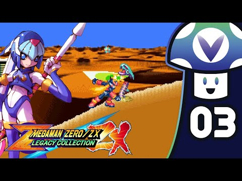 [Vinesauce] Vinny - Mega Man Zero/ZX Legacy Collection (PART 3)