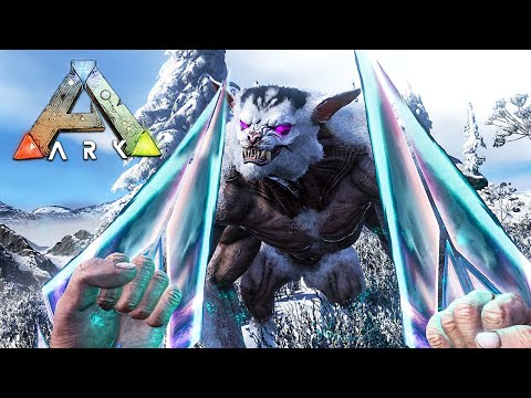 TAMING EVERYTHING! (ARK Genesis)