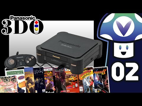 [Vinesauce] Vinny - 3DO Games (PART 2)