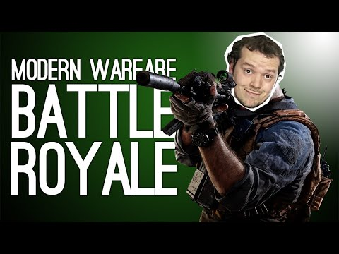 Modern Warfare Battle Royale Gameplay - Let's Play Call of Duty Warzone on Xbox One