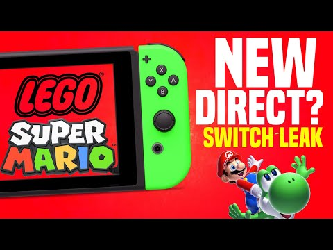 Was The March Nintendo Direct ACCIDENTALLY CONFIRMED?!